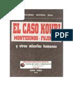 EL CASO KOURI FUJIMORI-MONTESINOS y otras miserias humanas