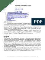 Fundamentos y Diseno Base Datos