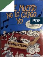 Ese Muerto No Lo Cargo
