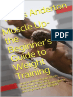 Muscle Up Beginners Guide to Exercise
