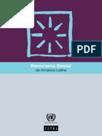 Panorama Social de América Latina CEPAL 2014