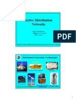 Active and Passive Networks