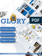 Newsletter - Glory3 - 2014