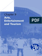 Arts,Entertainment and Tourism