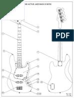 Deluxe Active Jazz Bass
