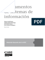 Fundamentos Sistemas Informacion