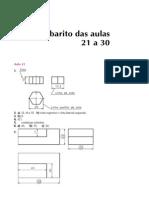 Gabarito 21-30