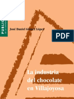 Gomez Lopez Industria Chocolate