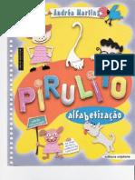 Cartilha de Alfabetizacao Pirulito