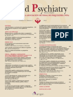 World Psychiatry Spanish Edition Oct 2014