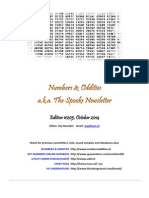 numbers & oddities - RF RX