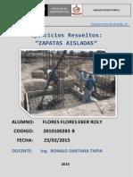 Zap. Aisladas - CA SANTANA