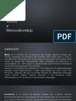 Mono y MonoDevelop