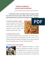 Tutorial para preparar canchita