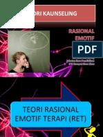 4.3 Teori Kaunseling REBT
