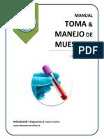 Manual Toma & Manejo de Muestras Laboratorio Molina 2014