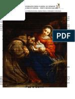 2014 Carta-Convite Triduo Preparação Ao Natal FFB-MS