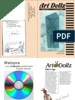 Art Dollz Zine - Issue 02 - August 2003