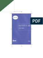 Belkin F8T-002 Manual