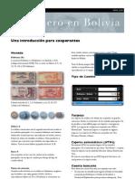 El Dinero en Bolivia