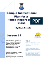 kevin rounds instructional plan