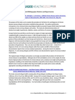 RHTAC Diabetes Hypertension Bibliography