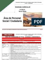 Personal Social 3º Rutas