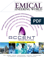 Chemical Engineering World - January 2015