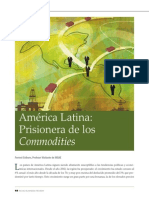 243 America Latina Prisionera de Los Commodities