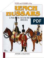 French Hussars 1804 12