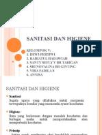 Sanitasi Dan Higiene Kelompok 5