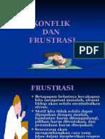 Konflik Dan Frustrasi