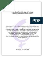Guatemala Mujer