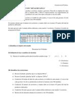 Ejercicios de Formulacion Resueltos 2015