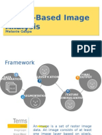 Object Based Image Analysis