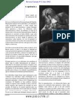 Deseo vs Apetencia en Hegel-Carlos Pérez