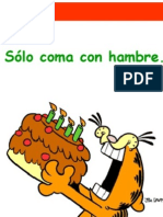 X Garfield Vida Feliz