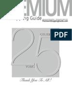 Premium Shopping Guide - Albuquerque - Feb/Mar 2015