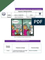 Guía de Desarrollo de Presaberes 2