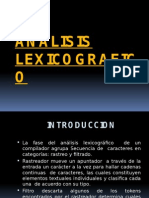 ANALISIS LEXICOGRAFICO