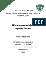 Números Complejos y Su Representación