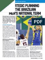 Strategic Planning for the Brazilian Men's team