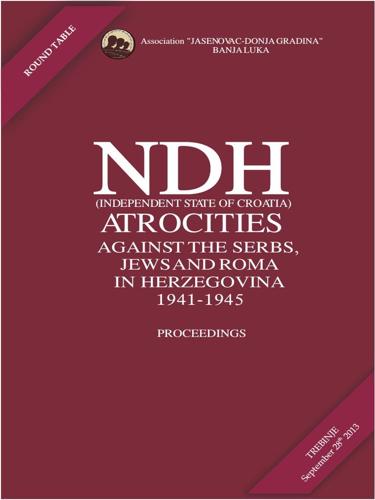 hercegovina - eng.pdf | Violence | Crimes