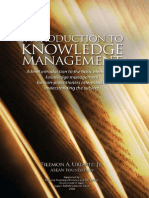 An Introduction to Knowledge_management_book