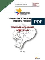 Agenda Territorial Santo Domingo