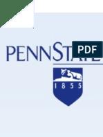 Penn State Governance Analysis