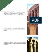 Columnas Egipcias & Casa Habitacion