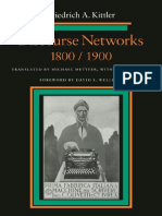 Discourse Networks 1800 1900