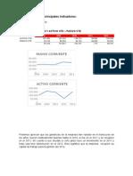 Análisis de Los Principales Indicadores-SANCHEZ
