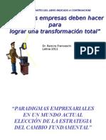 Hg 020 Paradigmas Empresariales -El Nuevo Mundo Empresarial.